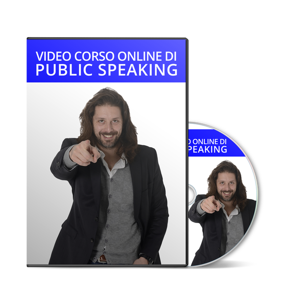 corso individuale di public speaking online